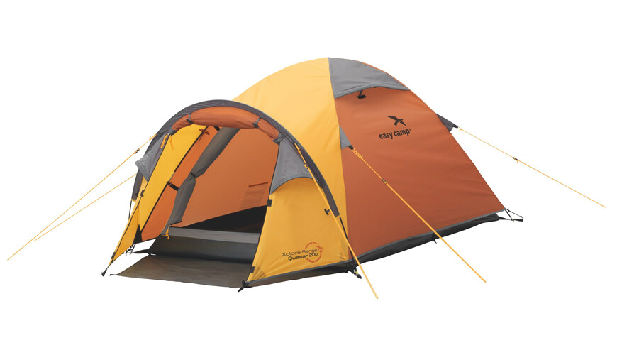 Easy Camp Quasar 200 - Tente - orange